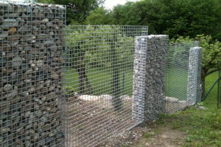 GITTTEC Sichtschutzmauer